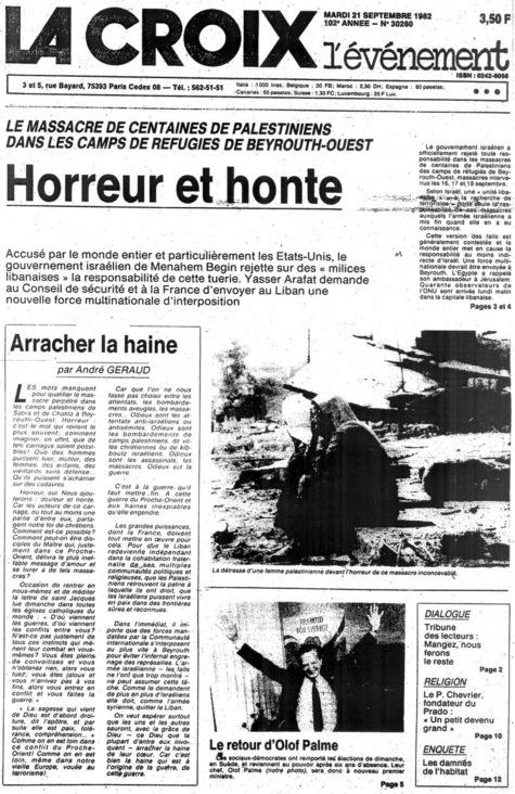 Cuatro horas en Chatila - Jean Genet - formatos epub y pdf - en los mensajes: documental que se ve en Youtube y Vimeo Sabra-y-chatila