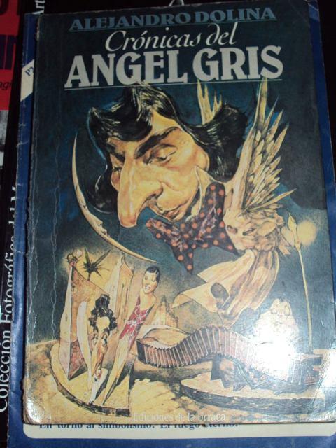 Crónicas del ängel Gris