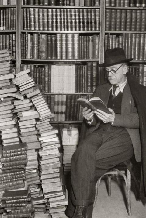 Pio Baroja en 1941