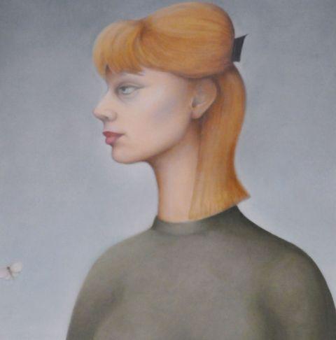 Ritratto di giovane donna (2008), de Giorgio Magister