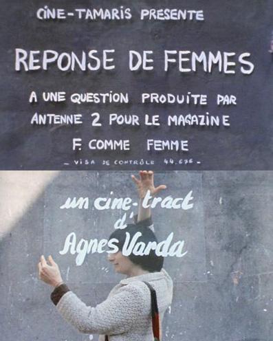 reponse de femmes